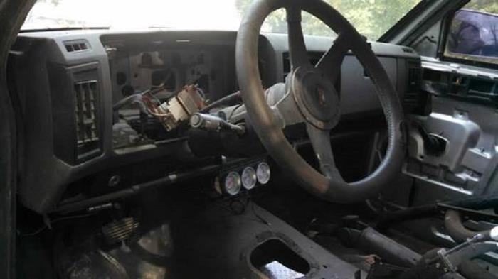 1986 Chevrolet Blazer 4