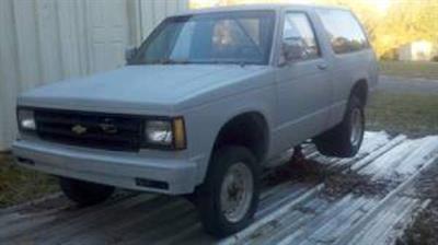 1986 Chevrolet Blazer Pro Street