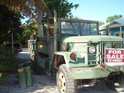 1973 Military Truck