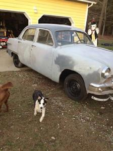 1951 Ford 4 Door Sedan