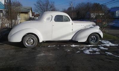 1938 DeSoto Coupe