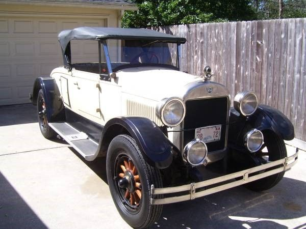 1925 REO Roadster