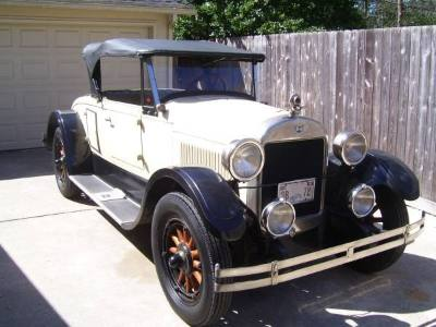 1925 REO Roadster