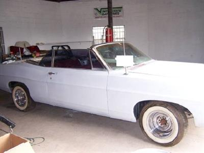 1968 Ford Galaxie Convertible