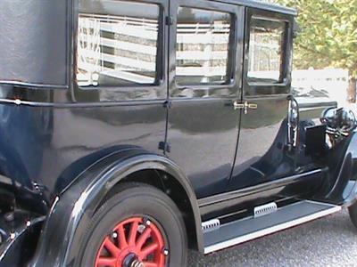 1925 Flint Sedan