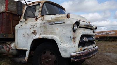 1956 Chevrolet COE