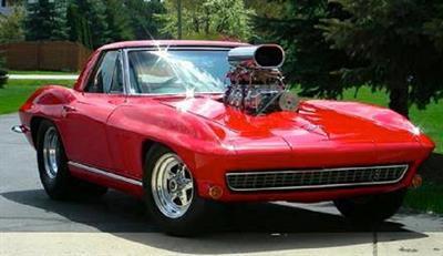 1965 Chevrolet Corvette Pro Street