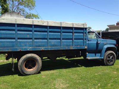 1977 GMC C60 Dump Truck