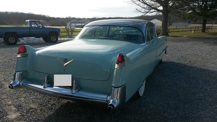 1954 Cadillac Coupe Deville 9