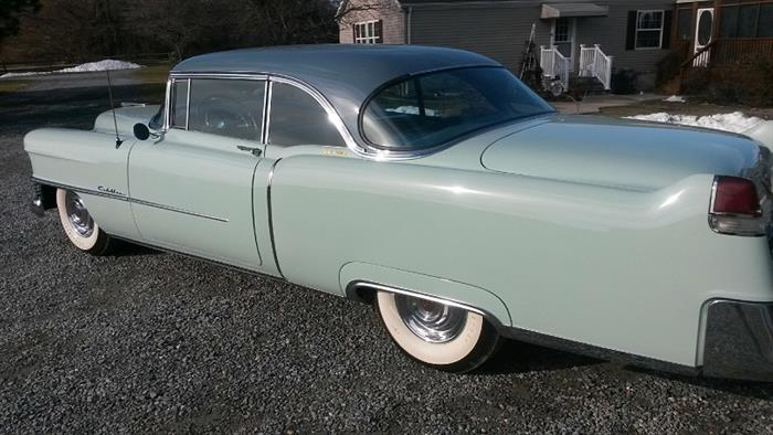 1954 Cadillac Coupe Deville 5