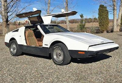1974 Bricklin Gull Wing