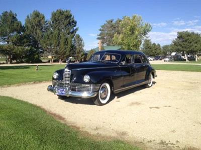 1946 Packard Super Clipper Limo