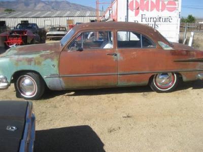 1951 Ford 2 Door Sedan