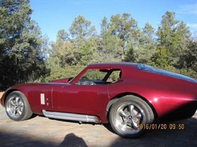 1965 Ford Shelby Daytona Tribute