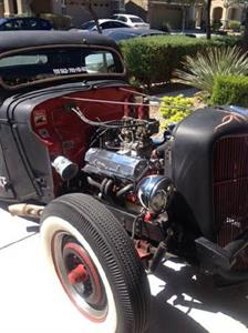 1935 Ford Pickup Rat Rod