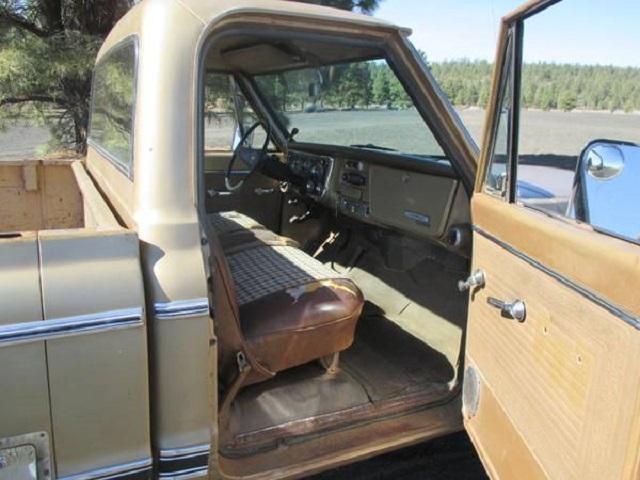 1969 Chevrolet 3/4 Ton 7