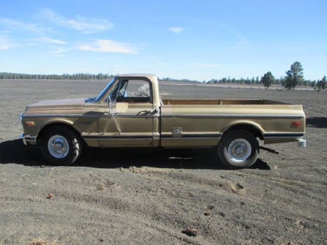 1969 Chevrolet 3/4 Ton 1
