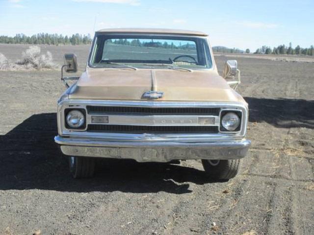 1969 Chevrolet 3/4 Ton 8