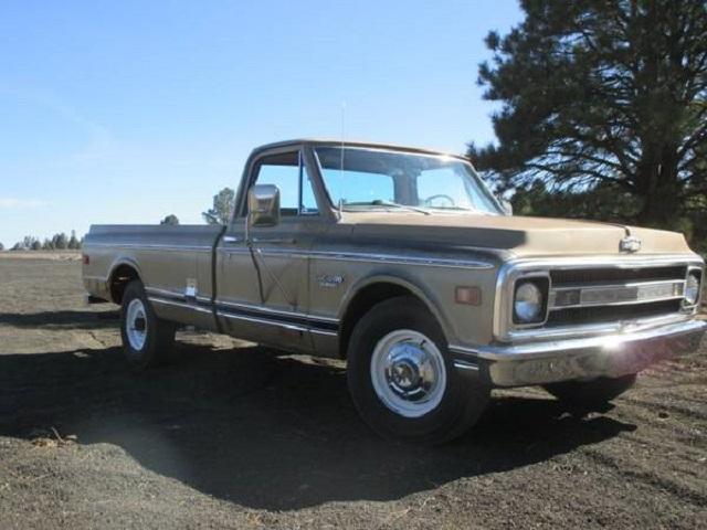 1969 Chevrolet 3/4 Ton 3