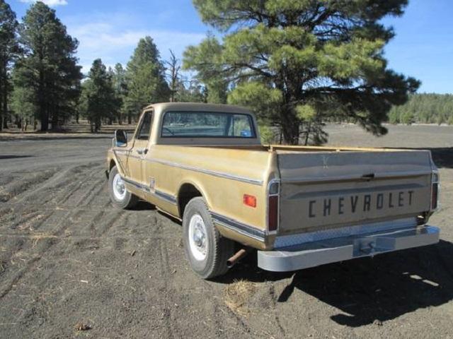 1969 Chevrolet 3/4 Ton 9