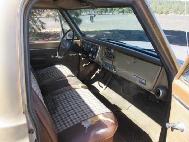 1969 Chevrolet 3/4 Ton 4