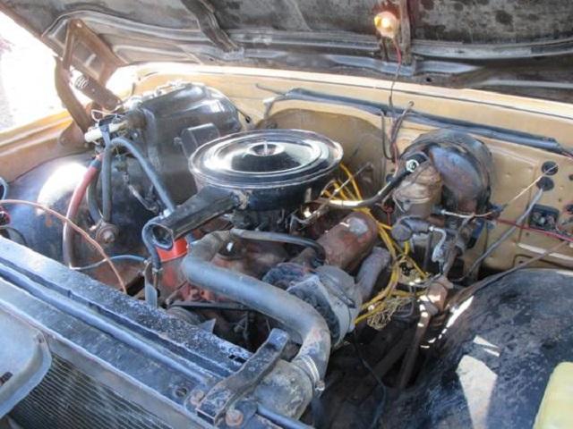1969 Chevrolet 3/4 Ton 11