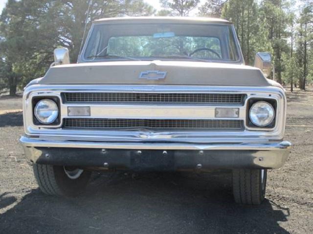 1969 Chevrolet 3/4 Ton 6