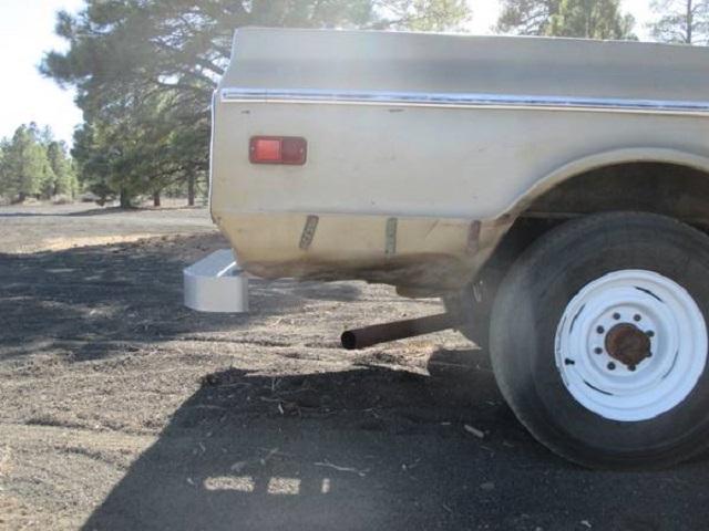 1969 Chevrolet 3/4 Ton 12