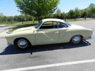 1967 Karman Ghia Coupe