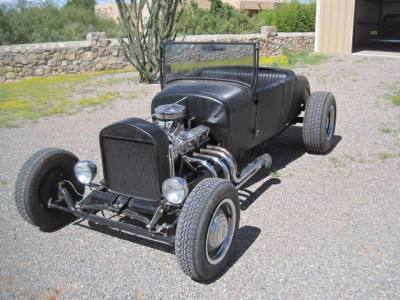 1921 Ford Roadster