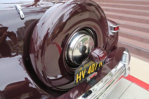 1942 Lincoln Continental 11