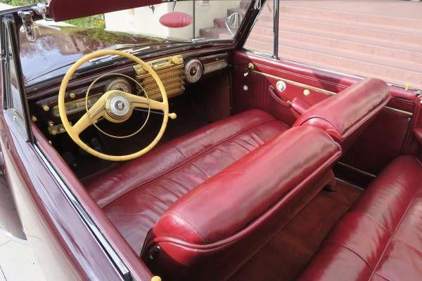1942 Lincoln Continental 12