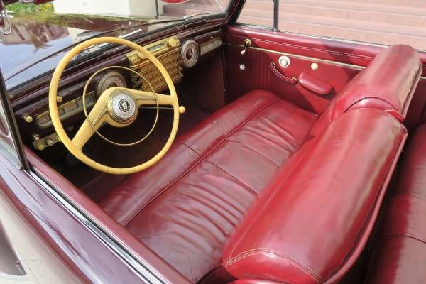 1942 Lincoln Continental 15