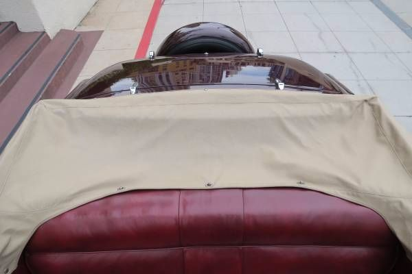 1942 Lincoln Continental 17