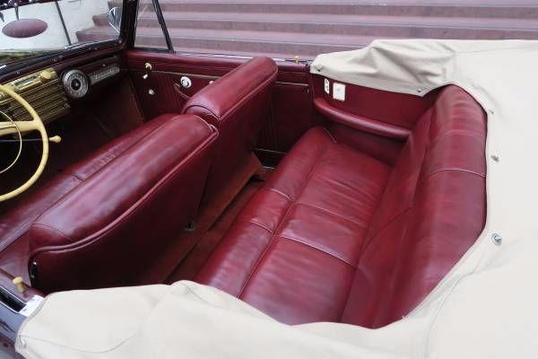 1942 Lincoln Continental 18