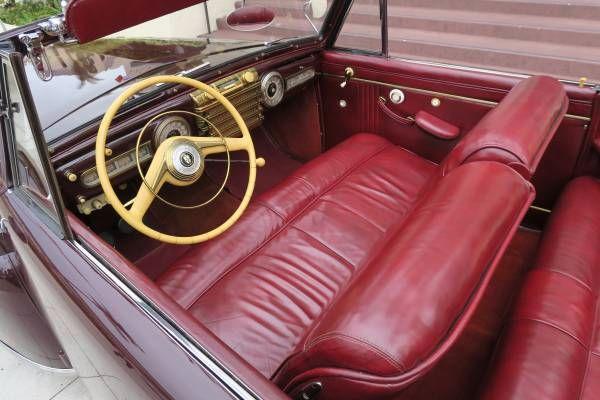 1942 Lincoln Continental 19