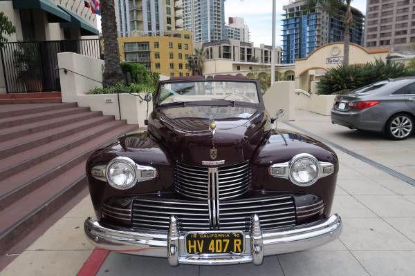 1942 Lincoln Continental 20