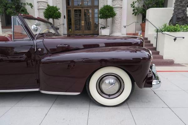 1942 Lincoln Continental 22