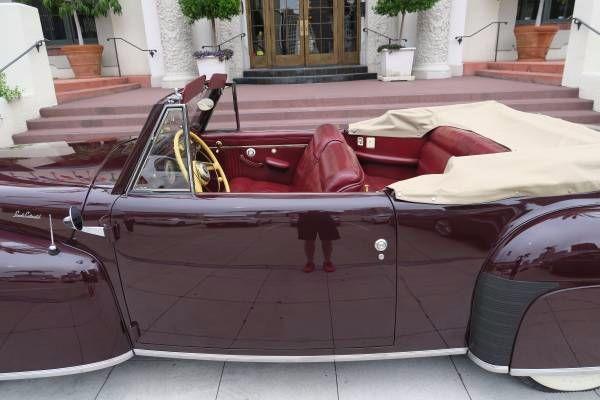 1942 Lincoln Continental 23