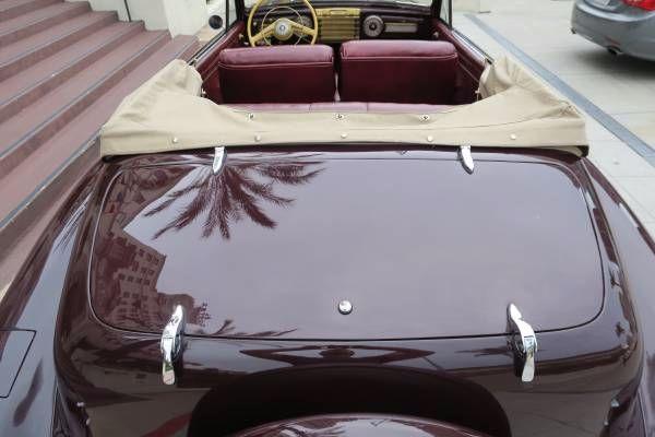 1942 Lincoln Continental 4
