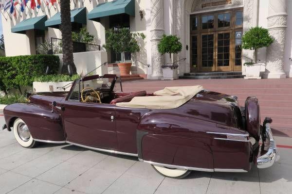 1942 Lincoln Continental 6
