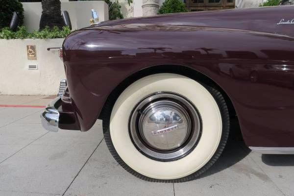 1942 Lincoln Continental 7