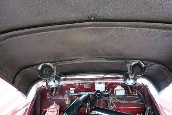 1942 Lincoln Continental 8