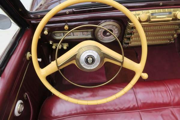 1942 Lincoln Continental 9