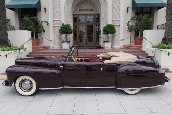 1942 Lincoln Continental 10