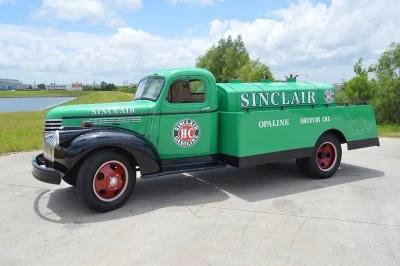 1946 Chevrolet Tanker