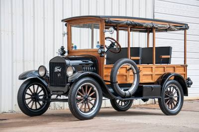 1925 Ford Model T Huckster