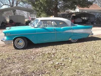 1957 Chevrolet 4 Door Hardtop