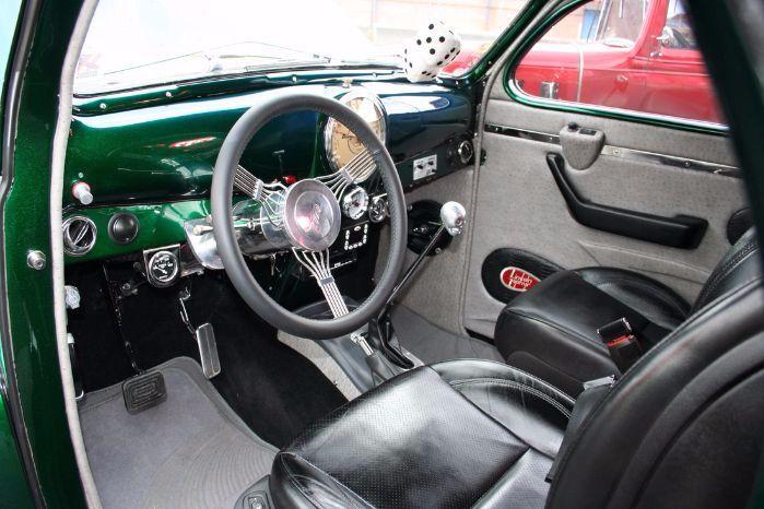 1939 Lincoln Zephyr 3