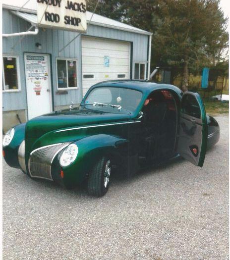 1939 Lincoln Zephyr 6